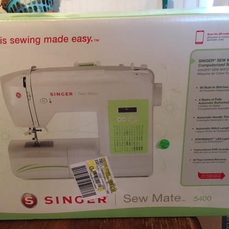 Find More Singer Model 40 Zig Zag Sewing Machine For Sale At Up To Amazing Singer 1120 40 Stitch Function Sewing Machine