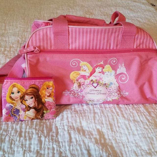 005895f87d Find more Disney Princess Duffle Bag With Coin Purse for sale at up ...