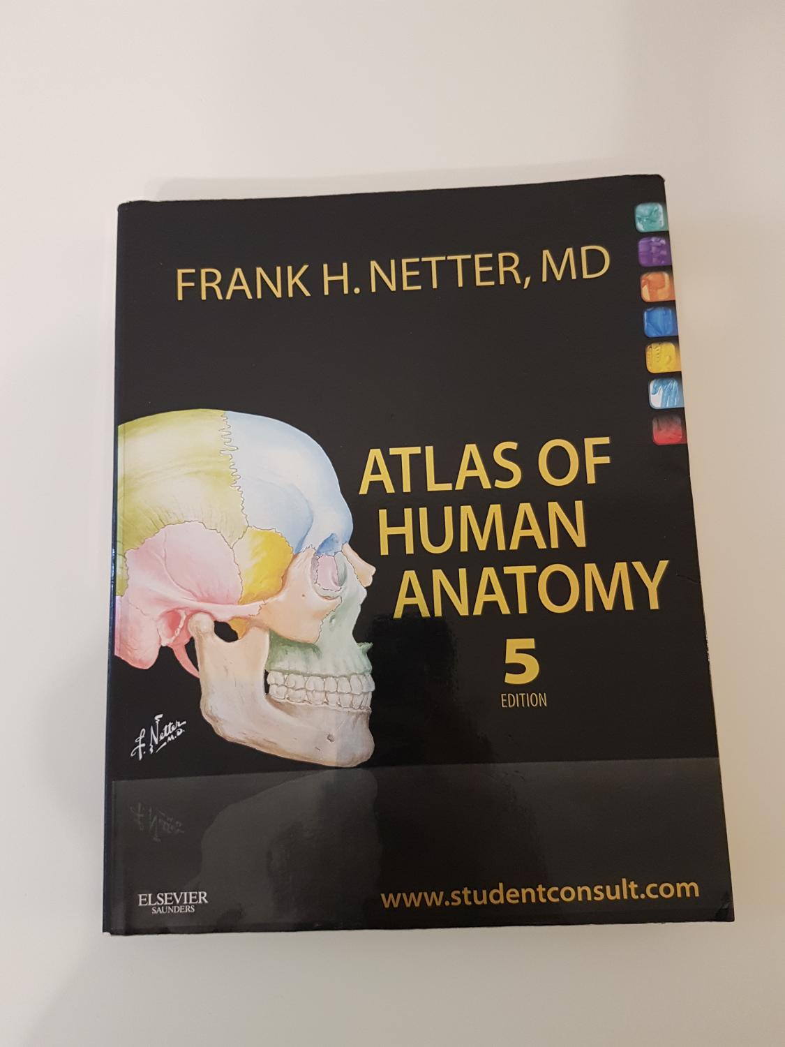 Best Netters Atlas Of Human Anatomy For Sale In Vancouver British
