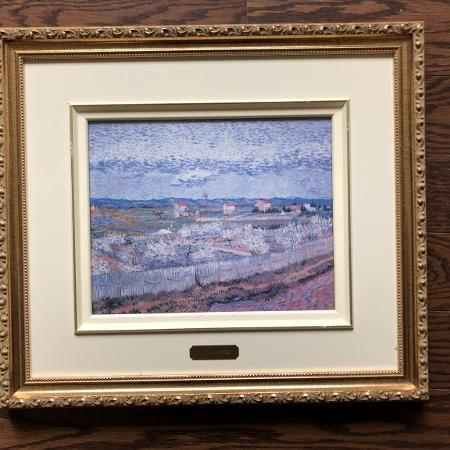 Van Gogh reproduction., used for sale  Canada