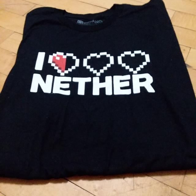 189e8a959e73a Find more Nwot Minecraft T-shirt for sale at up to 90% off ...