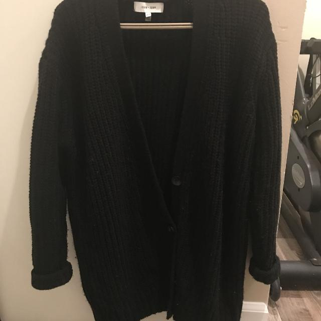 6f8f14427 Find more Black John + Jenn Cardigan for sale at up to 90% off