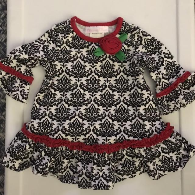 9fb32de97 Find more Bonnie Baby Christmas Dress for sale at up to 90% off