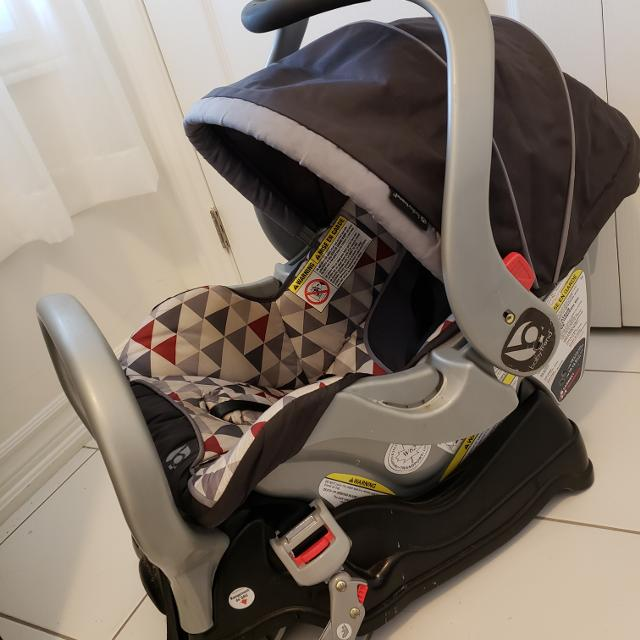 Baby Trend Infant Carseat And 2 Bases