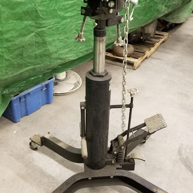 Pro-point transmission jack