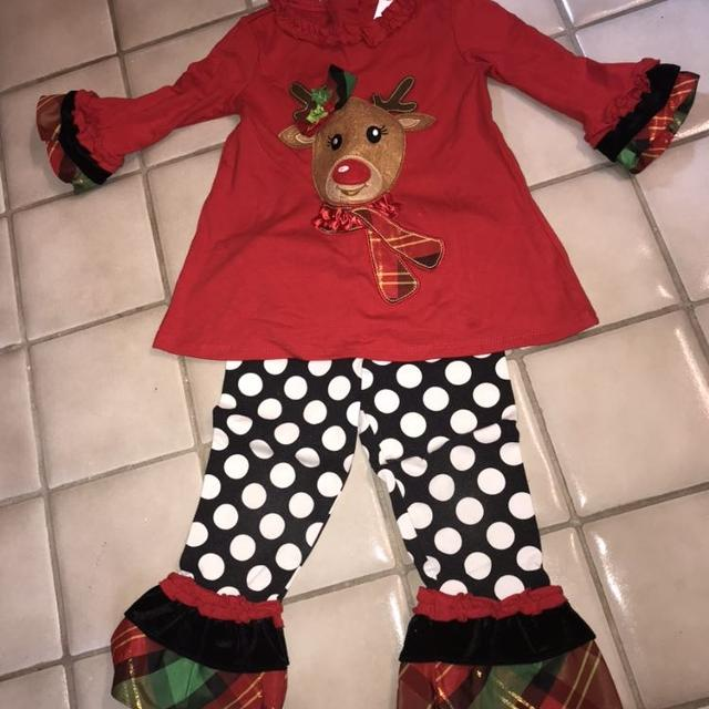 2T Christmas Outfit - Find More 2t Christmas Outfit For Sale At Up To 90% Off