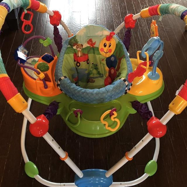 8e8fd037909d Find more Baby Einstein Neighborhood Jumperoo (like New) for sale at ...