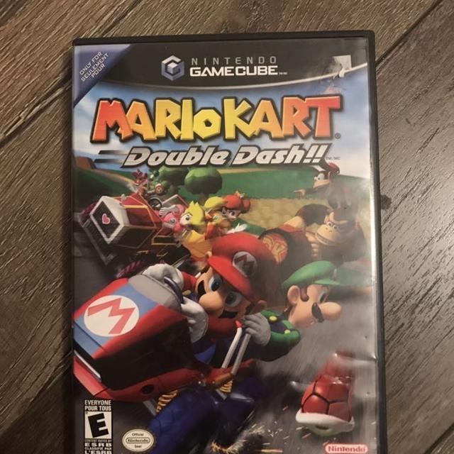 Find More Mario Kart Double Dash For Gamecube For Sale At Up To 90 Off