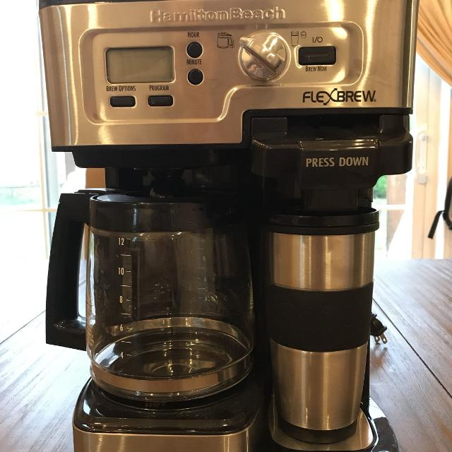 Find More Coffee Maker With Single Brew Option For Sale At Up To 90 Off