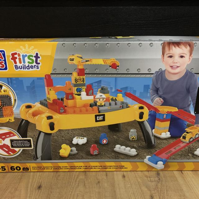 Find More Mega Bloks Cat Zoomin Construction Zone Build N Learn