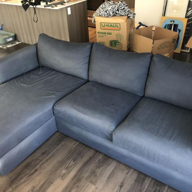Find More Ikea Vimle Couch Sofa With Chaise For Sale At