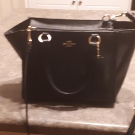 d806acc9c286 coach authentic purse paid 350 at Costco
