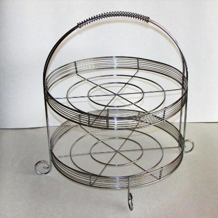 Used, Tiered CAKE PIE STAND Buffet Table... for sale  Canada