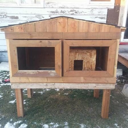Used, Rabbit or other pet house. for sale  Canada