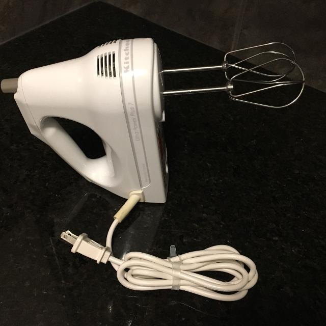 Find More Kitchenaid Ultra Power Plus 7 Hand Mixer 50 Reg For