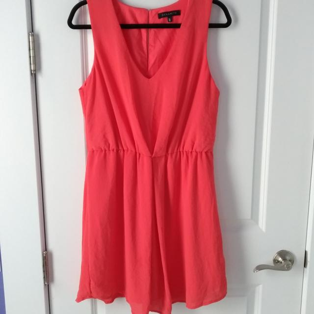 fb4d49747a7d Find more Dynamite Flowy Summer Dress/ Robe for sale at up to 90% off