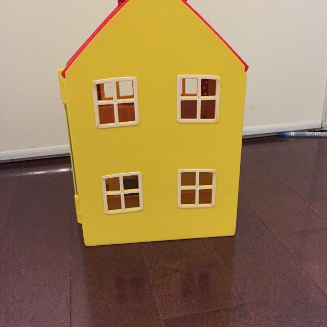 Peppa Pig House