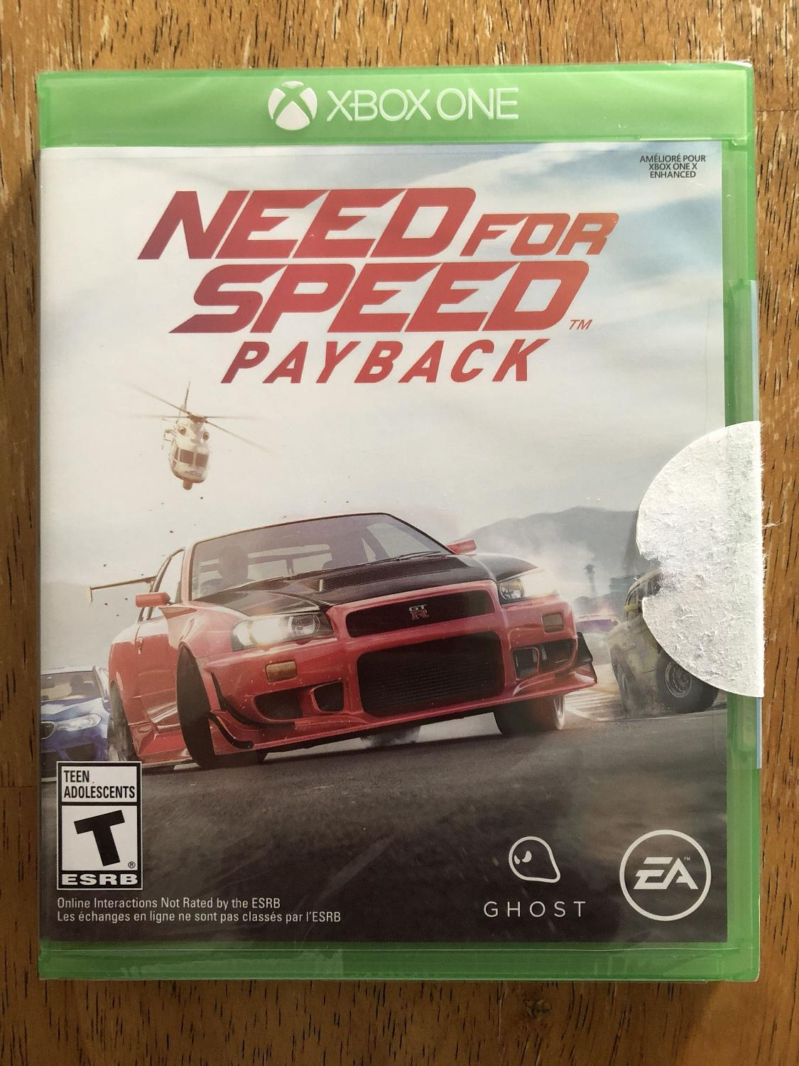 Find More Need For Speed Payback Sale At Up To 90 Off Dollard  Xbox One Des Ormeaux Qc