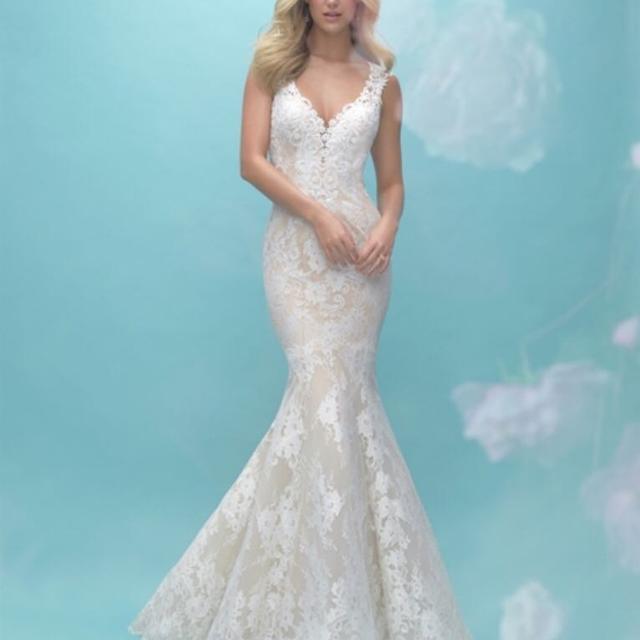 Beautiful New Wedding Dress