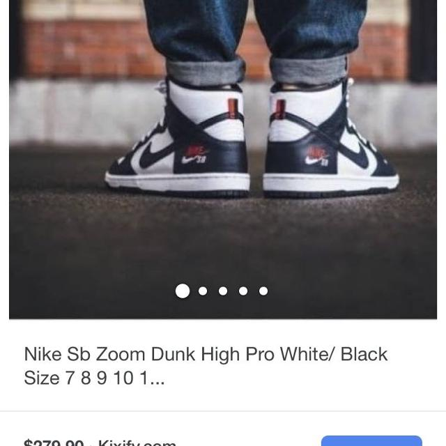 e75ad29e5202 Best Nike Sb Zoom Dunk High Pro Men s Shoes for sale in Torrance ...