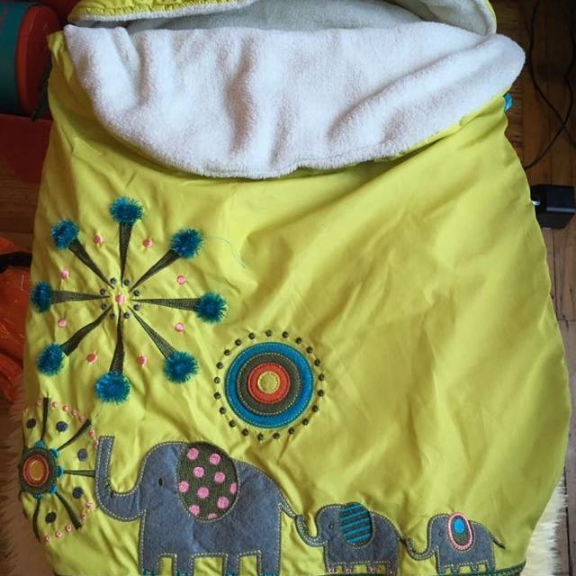 Unique Infant Car Seat Blanket