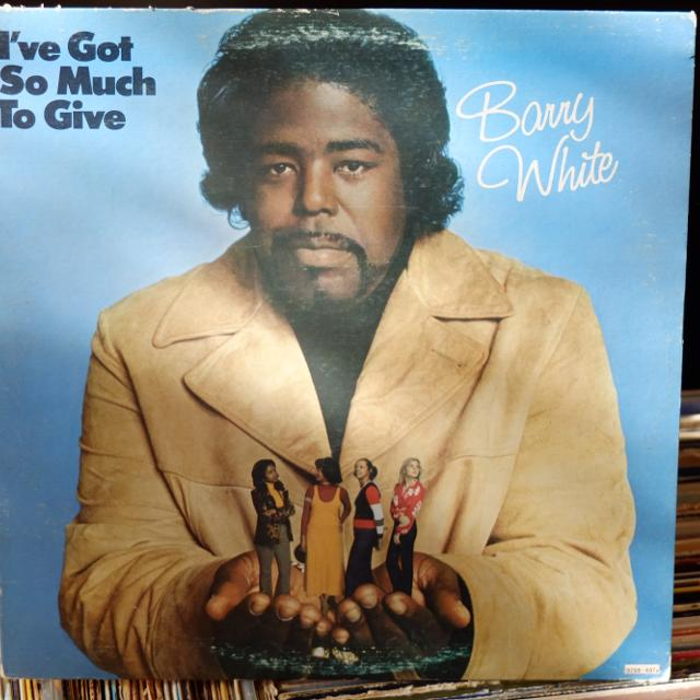 Best *reduced* Vinyl Record - Barry White Debut Album - I've Got So Much To  Give Sexy Music for sale in Victoria, British Columbia for 2019