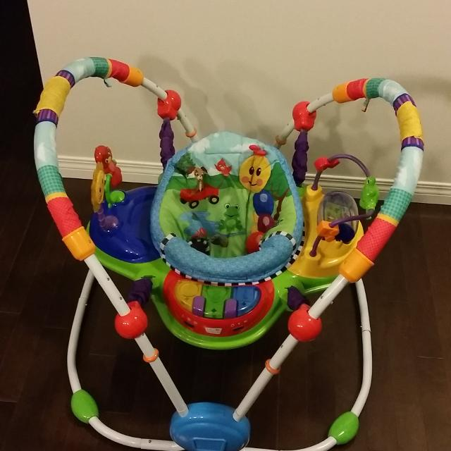 b87e945a6 Find more Baby Einstein Jumperoo exersaucer bouncer for sale at up ...