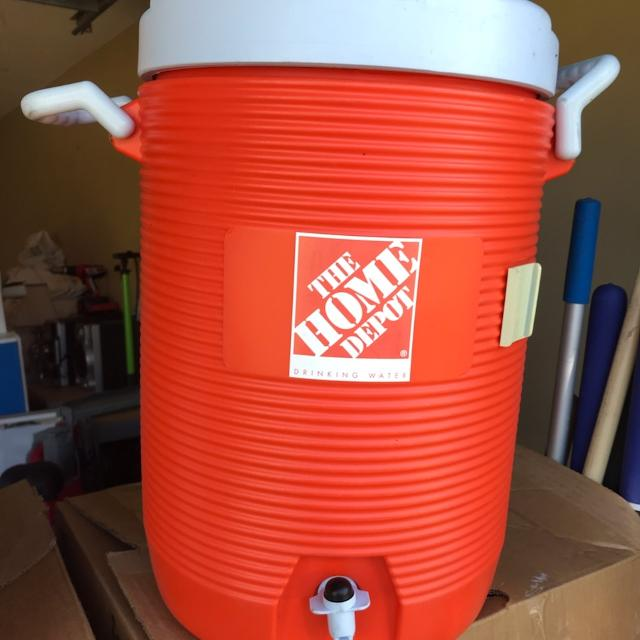 Best 10 Gallon Home Depot Cooler Like New For Sale In Mobile