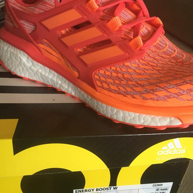 a713a78f17 Adidas US Enegy Boost W Running Shoe