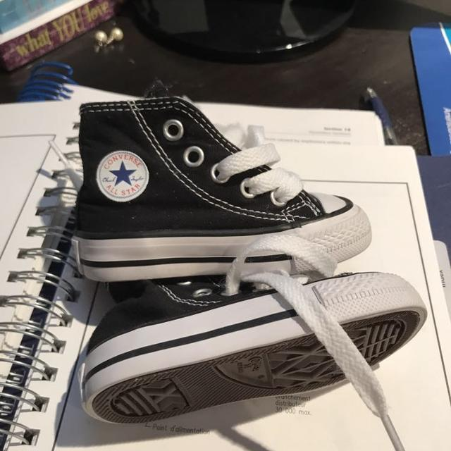 8b0567f764d9 Find more Baby Converse Like New Size 3 for sale at up to 90% off ...
