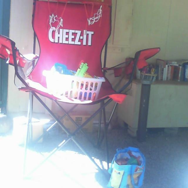best giant cheez it chair for sale in el dorado county california