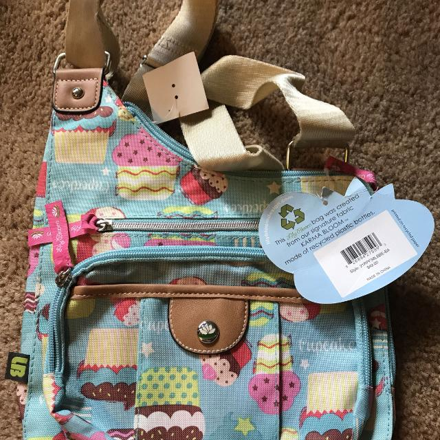 Find more Lily Bloom Karma Bloom Cross Body Purse for sale at up to ... 89e09d54ac1da