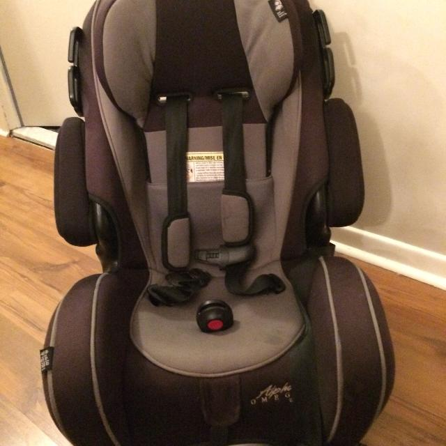 Safety 1sr Alpha Elite Car Seat
