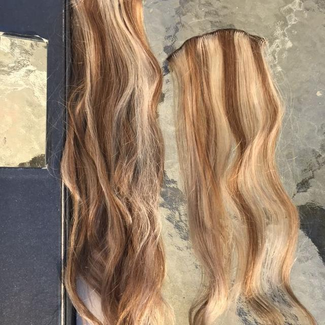 Best Blonde Human Hair Extensions For Sale In Victoria British