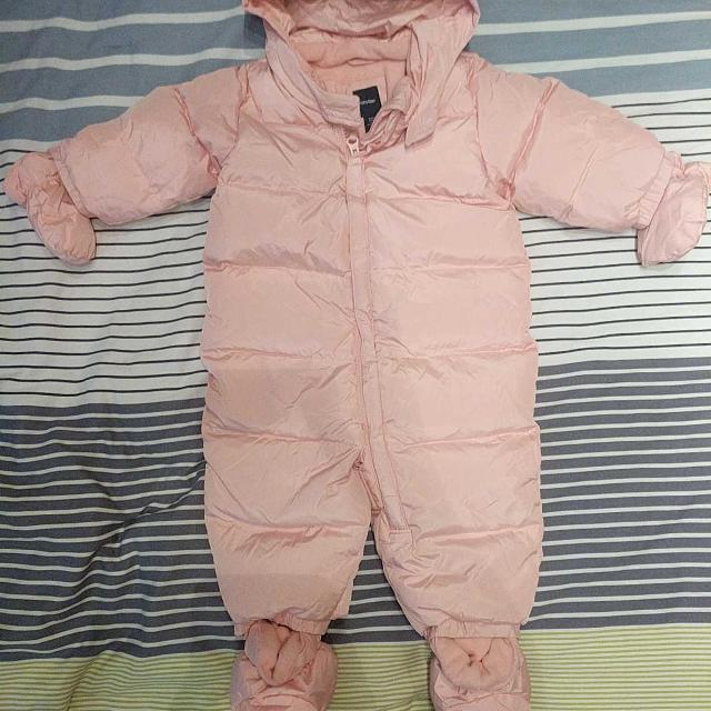 6271e6690 Best Baby Gap One-piece Down Puffer Snow Suit - 6-12 Months for sale in  Scarborough, Ontario for 2019