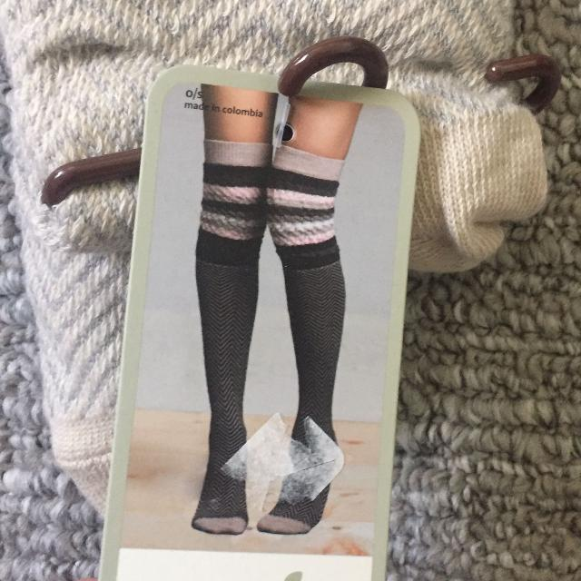 75be3790de8 Find more Brand New With Tags Over The Knee Socks. Very Soft Knit ...