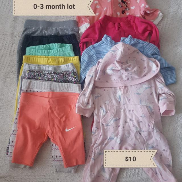 e807ad25e Best 0-3 Month Infant Fall Winter Clothes Lot for sale in Mississauga,  Ontario for 2019