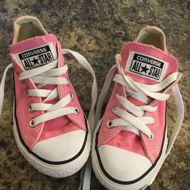 6be0af9cd2f8 Find more Girls Size 11 Converse Shoes for sale at up to 90% off