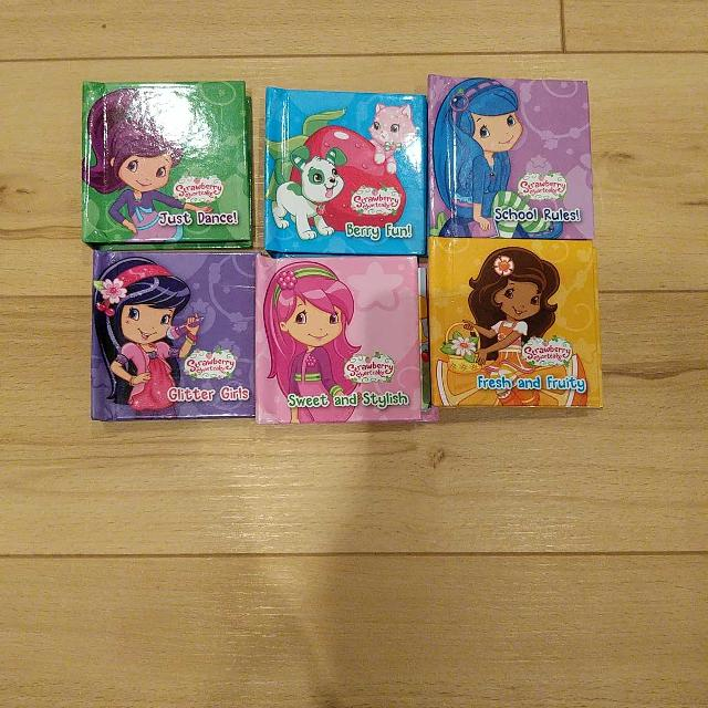 Find more Strawberry Shortcake, 6 Tiny Books for sale at up