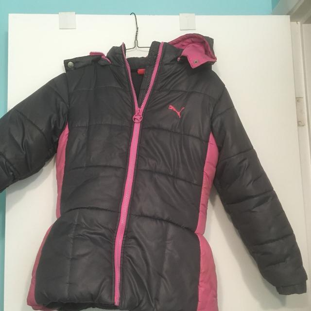 a7c5c22fc22d Find more Girls Puma Winter Coat for sale at up to 90% off - Oshawa