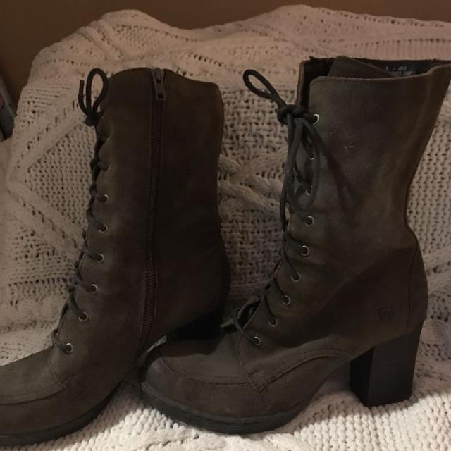 ab8f0d536 Best Born Leather Boots for sale in Victoria, British Columbia for 2019