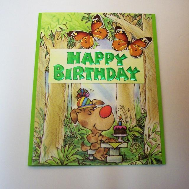 Best Handmade Happy Birthday Gift Card Holder For Sale In Dollard