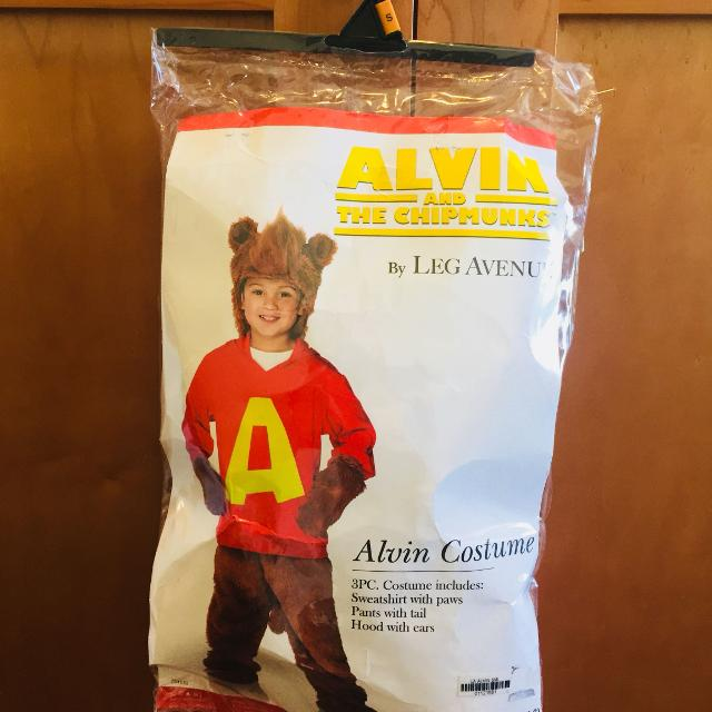 Best Alvin And The Chipmunks Costume For Sale In Victoria British Columbia For 2020
