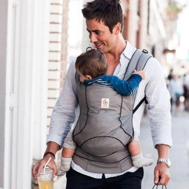 801c65e63fa Find more Ergo Baby Urban Chic Carrier for sale at up to 90% off