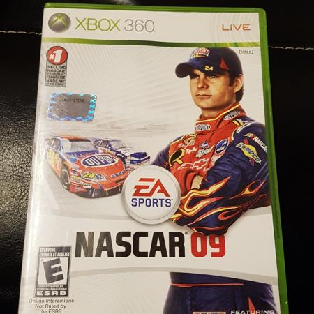 Nascar 09 for sale for sale  Canada