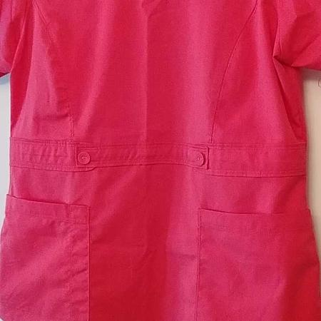 Coral Scrub Top Large, used for sale  Canada