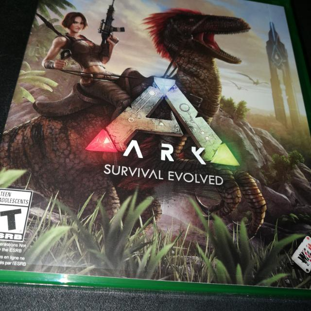 $40 New Xbox one Ark Survival Evolved