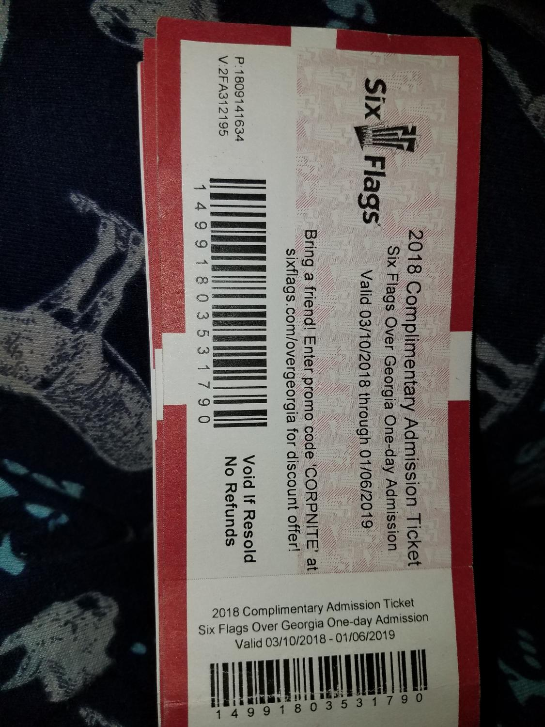 Tickets Passes And Memberships Six Flags Over Texas
