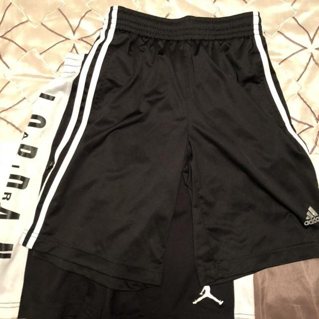 c201665434df Find more Lot Of 2 Adidas Air Jordan Shorts for sale at up to 90% off