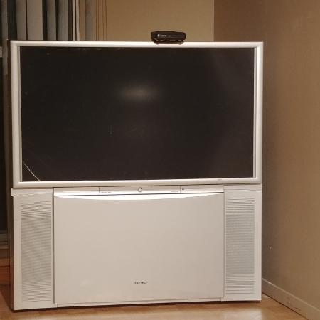45 inch tv on wheels made by Zenith for sale  Canada